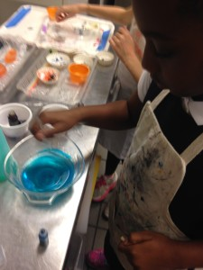Making our soaps